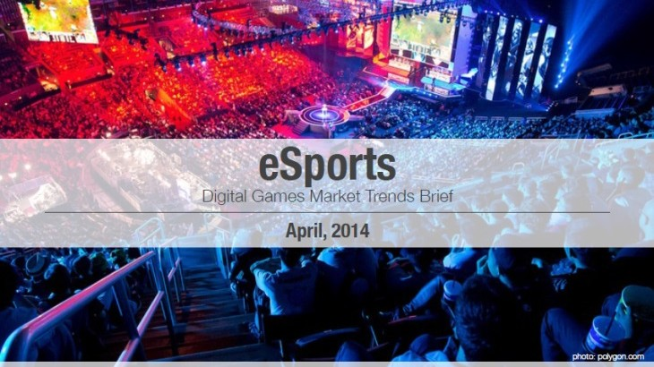 12/1/14 - League of Legends 2014 World Championship Viewer Numbers
