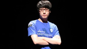 Taeja already boasts three first place finishes at DreamHack events